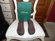Ladies Clarks brown Cilanto Clogs size 7M