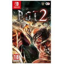 Attack on TITAN AOT 2 A.o.t - Nintendo Switch