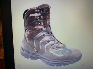 "Browning Men's Realtree Buck Pursuit 8"" 800g Boot Bracken/Size 10 Waterproof"