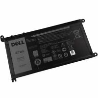 NEW Genuine OEM WDXOR Battery Inspiron  Inspiron 13 5000 / 15 7000 Series FODell