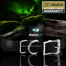 """Dogtra Genuine 1"""" x 32"""" Replacement Dog Collar Strap Black 2000NCP 2002NCP"""