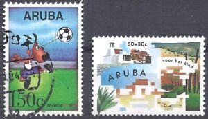 Aruba - Netherlands Antilles - Antille Olandesi - Sc#108,B32