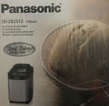Panasonic SD-ZB2512KXC Bread Maker 550W Stainless Steel - Brand New