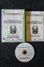 XBOX 360 : THE ELDER SCROLLS IV 4 : SHIVERING ISLES - Completo, ITA !