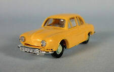 NOREV Renault Dauphine (Yellow) 1/86 Scale Diecast Model NEW!