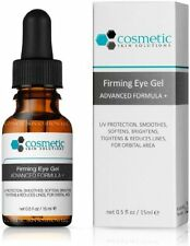Firming Eye Gel by Cosmetic Skin Solutions - Advanced Formula with Vitamin C