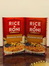 Rice-A-Roni Spanish Rice x 2 boxes