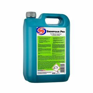 Autosmart Snowfoam Pro 5L - pH Balanced Snowfoam FREE DELIVERY 48HR