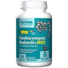 Saccharomyces Boulardii+MOS (90 Veg Caps) - Jarrow