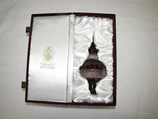 Faberge Neiman Marcus Ruby Tree Topper Number 084/500