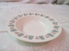 Vintage Metlox Poppytrail California Fruit Dessert Bowl Navajo