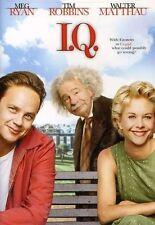 IQ New Sealed DVD Cut UPC Walter Matthau Meg Ryan Tim Robbins