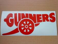 arsenal gunners vinyl car sticker rear window side graphic decal bumper wall art