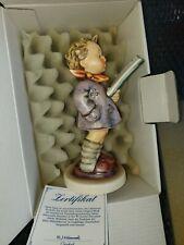 New ListingGoebel Hummel Figurine # 397/I - The Poet Tmk 7 w/ Original Box Mint
