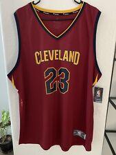 2017 Lebron James Fanatics Fastbreak Cleveland Cavaliers Jersey XXL