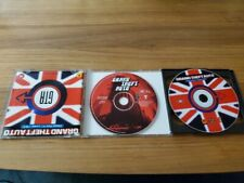 PC CD - Grand Theft Auto + Mission Pack #1 London 1969 - 2 Games Vintage