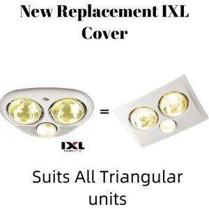 Replacement Cover for IXL Triumph Bathroom Heater