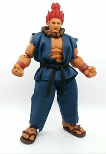 "Street Fighter IV Akuma 7/"" Action Figure Video Game Capcom 05"