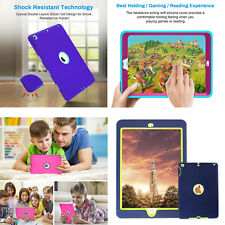 For New iPad 9.7 inch 6th Generation 2018 Tablet Silicone Case Cover Shock Proof
