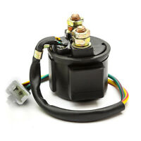 12V Starter Relay Solenoid Valve For GY6 Scooters Off-road Vehicle Engines