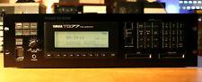 YAMAHA TG77 FM SYNTHESIZER MODULE  New Backup Battery   DX7 Sound! (SY77 Rack)