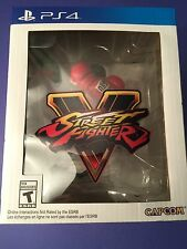 Street Fighter V [ Collector's Edition ] (PS4) NEW