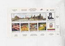 1997 industry,set ,sheet,MNH Sc 1397           k902