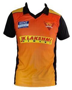 IPL Sunrisers Hyderabad 2021 Jersey / Shirt, India SRH, Cricket, T20 VIVO