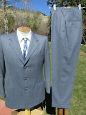 Distinguished Vintage 1950s Suit 39S 32x27 - Xlnt Bespoke Tailored in Tokyo