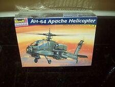 REVELL MONOGRAM  AH-64 APACHE HELICOPTER MODEL KIT