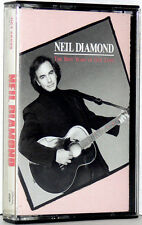 Neil Diamond THE BEST YEARS OF OUR LIVES Columbia OCT 45025 (1988 1st Ed. cass.)