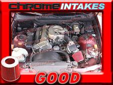 RED 1992 1993 1994 1995 BMW 318 i is ti 318i 1.8L AIR INTAKE FILTER ADAPTER KIT