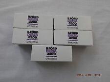 Ilford DELTA B&W Pellicola 3200/120 (confezione da 5) ** conveniente **