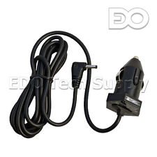 Compact car charger power cord for RightWay RW400-2009 portable GPS sat receiver