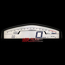 Honda CBR / CB 600F HORNET BJ 11-13 Tacho Umbau SMD LED Set WEISS LED-Team