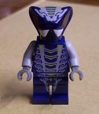 Lego Ninja Ninjago Mezmo ( Figur blau Mesmo Schlange Snake ) Neu
