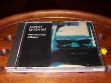 Peter Gabriel 4: Deutsches Album  Cd ..... Nuovo