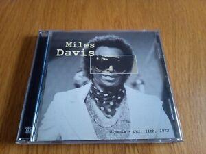 Miles Davies - Paris Jazz Concert Live Cd Olympia July 11th 1973