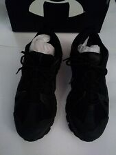 Under Armour Men's Shoes UA Mirage 3.0 Black Size 11 Very Good Condition W/Box