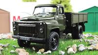 Scale model truck 1:43 GAZ-52-04, khaki 1975