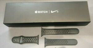 APPLE WATCH Nike+ Series 4 BOX AND STRAPS