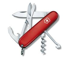 Victorinox COMPACT RED Swiss Army Knife  - Made In Switzerland - BRAND NEW