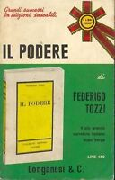 IL PODERE - FEDERIGO TOZZI