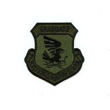 RCAF CAF Canadian 414 Electronic Warfare Graduate OD Squadron Crest Patch