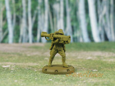 Dust Tactics SSU Drakoni Commissar Squad Soldier Figure K756 A