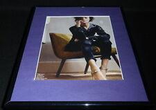 Jaimie Alexander 2016 Ralph Lauren Framed 11x14 Photo Display