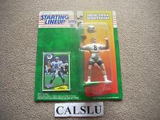 1994 TROY AIKMAN DALLAS COWBOYS ☆HALL OF FAME☆ STARTING LINEUP FIGURE & CARD