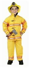 Aeromax FFY-46 Jr. Fire Fighter Suit- Size 4-6 - Yellow