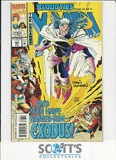 X-Men (Uncanny)  #307   NM  Signed Dan Green