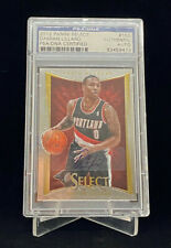 DAMIAN LILLARD 2012-13 Panini SELECT ROOKIE RC AUTO PSA/DNA LEAF CERTIFIED RARE!